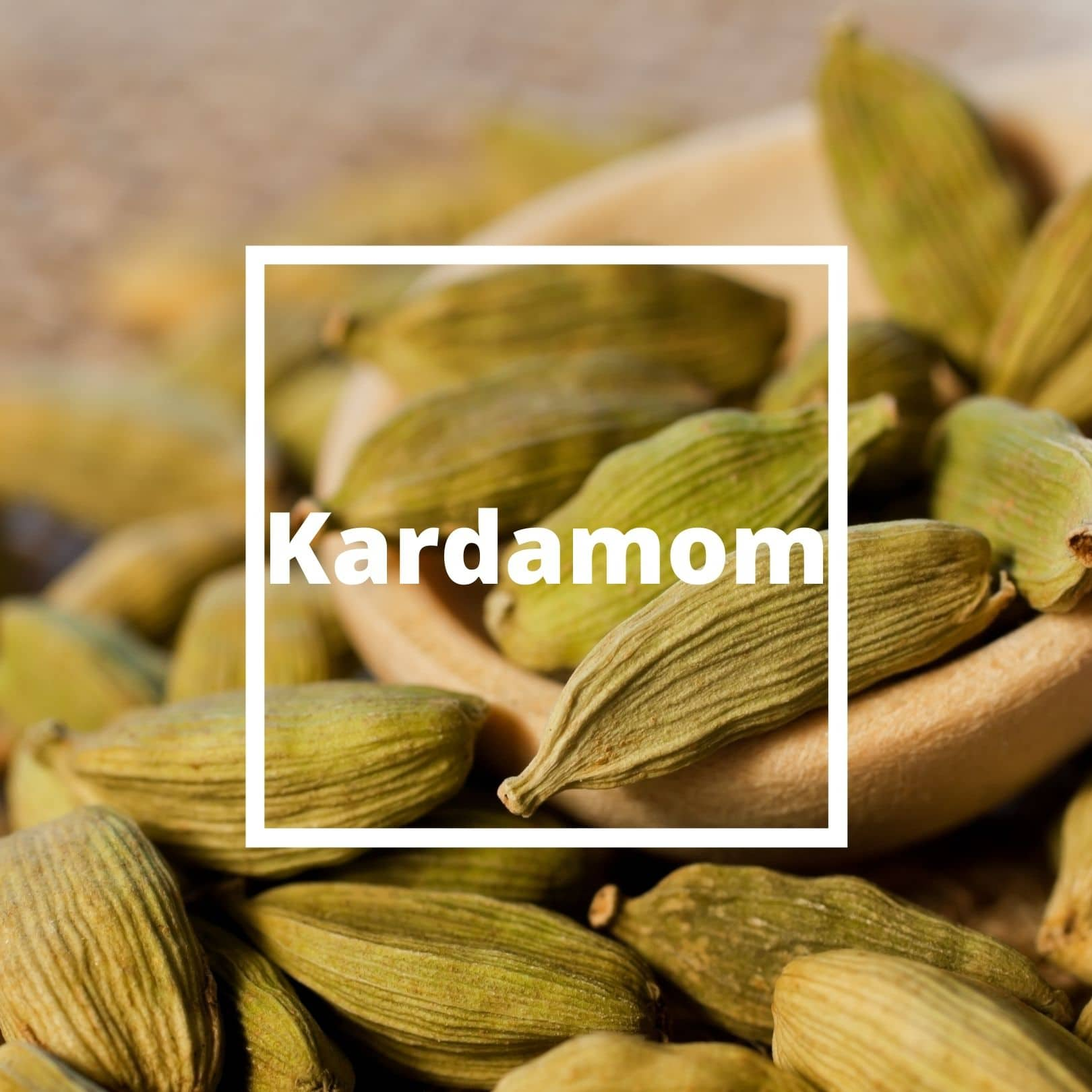 L'ATELIERO - Kardamom - Irresistible Man