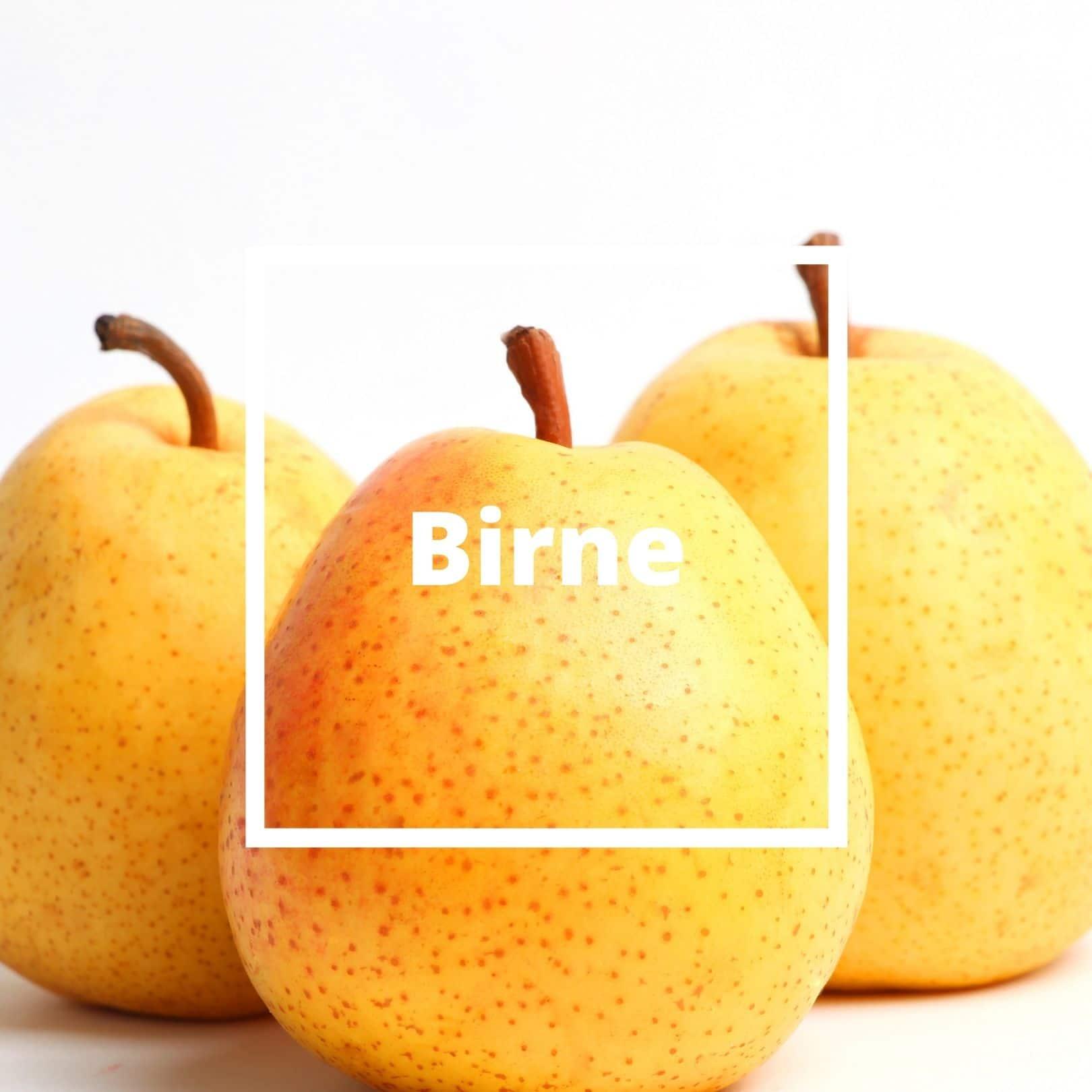 L'ATELIERO - Birne - Belle Mademoiselle