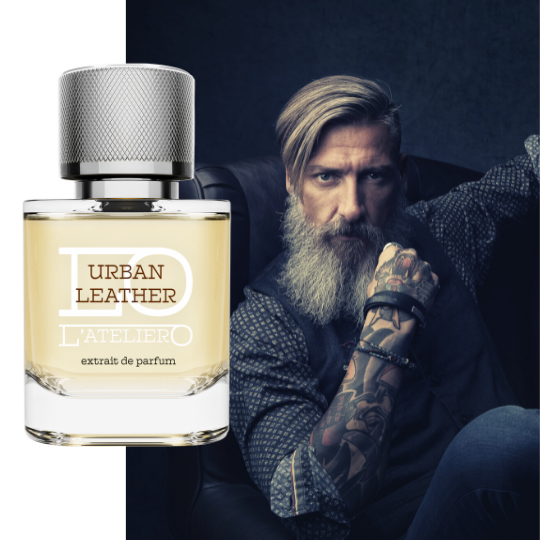 Urban Leather -  Lateliero Extrait de Parfum