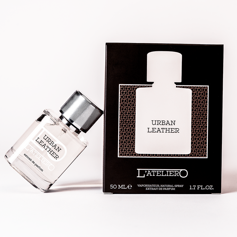Urban Leather Parfum - Coming soon
