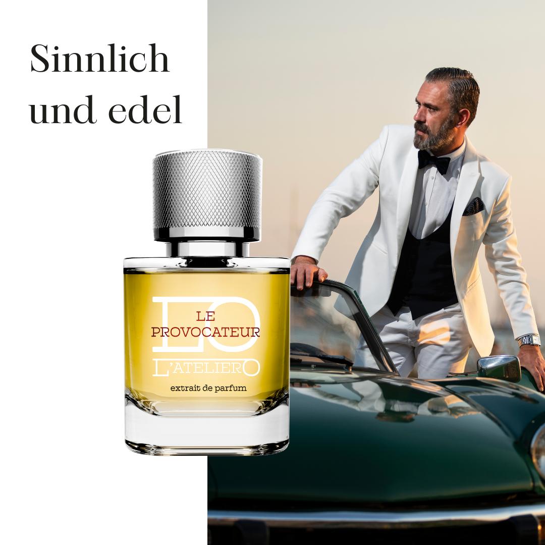 Le Provocateur - Extrait de Parfum - Lateliero